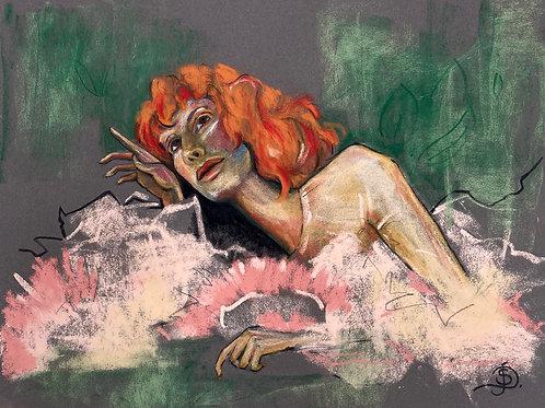 'Bella Nude, Dream' Sunanda Docherty