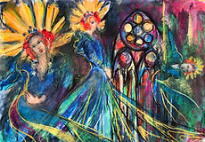 L.Dunbar'J'adoreLaVie,Renaissance'42_60c