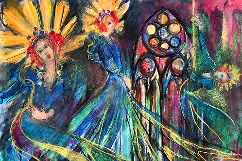 'Renaissance' Lindy Dunbar