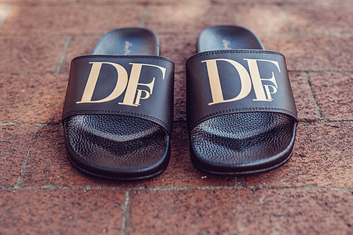 DFP black and bronze