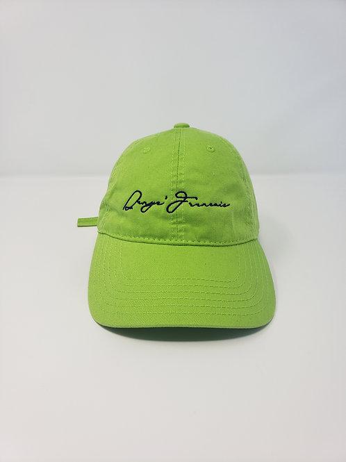 Danye' Francois Signature dad cap