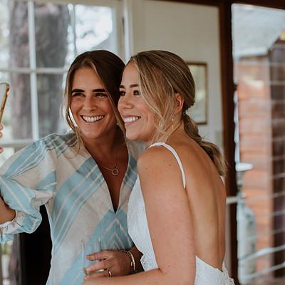 Sarah Marshall Wedding