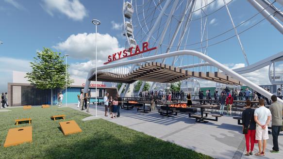 Cincinnati Ferris Wheel