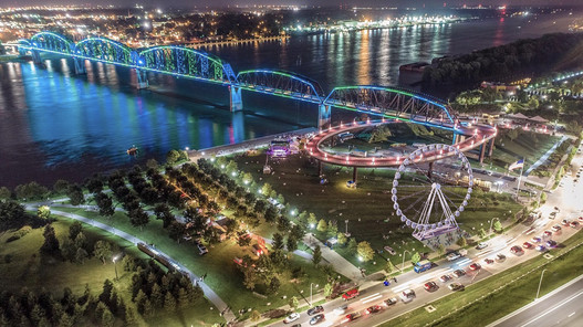 Lousiville Ferris Wheel