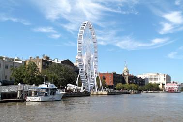 Savannah Ferris Wheel
