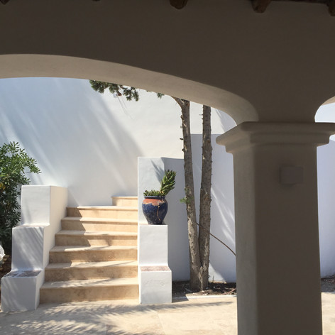 villa in Cala Moli