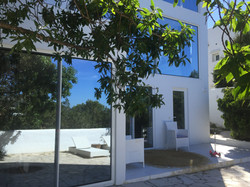 Pivate villa on Ibiza, 2017