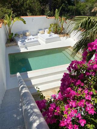 villa in Cala Vadella - el POP design - ibiza