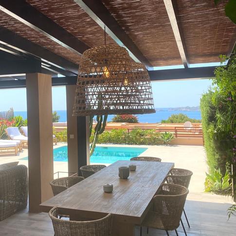 villa in Cala Tarida - el POP design