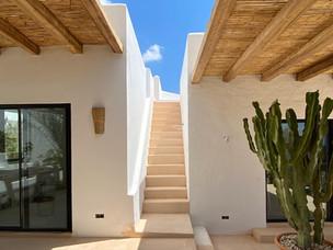 villa in Cala Salada - complete reform