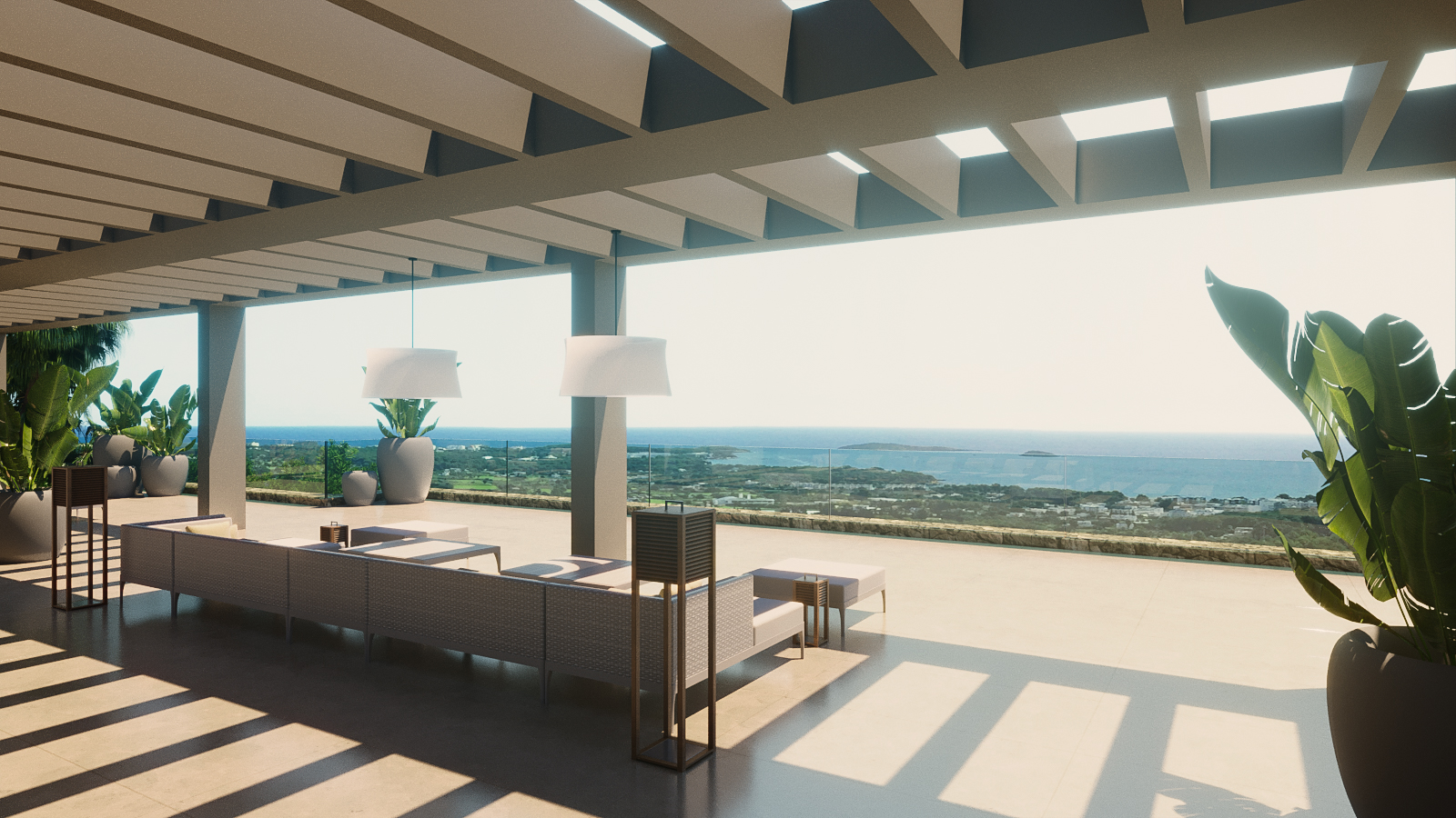 PRIVATE VILLA ON IBIZA