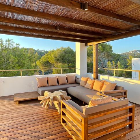 villa Cala Gracio, Ibiza- el POP design