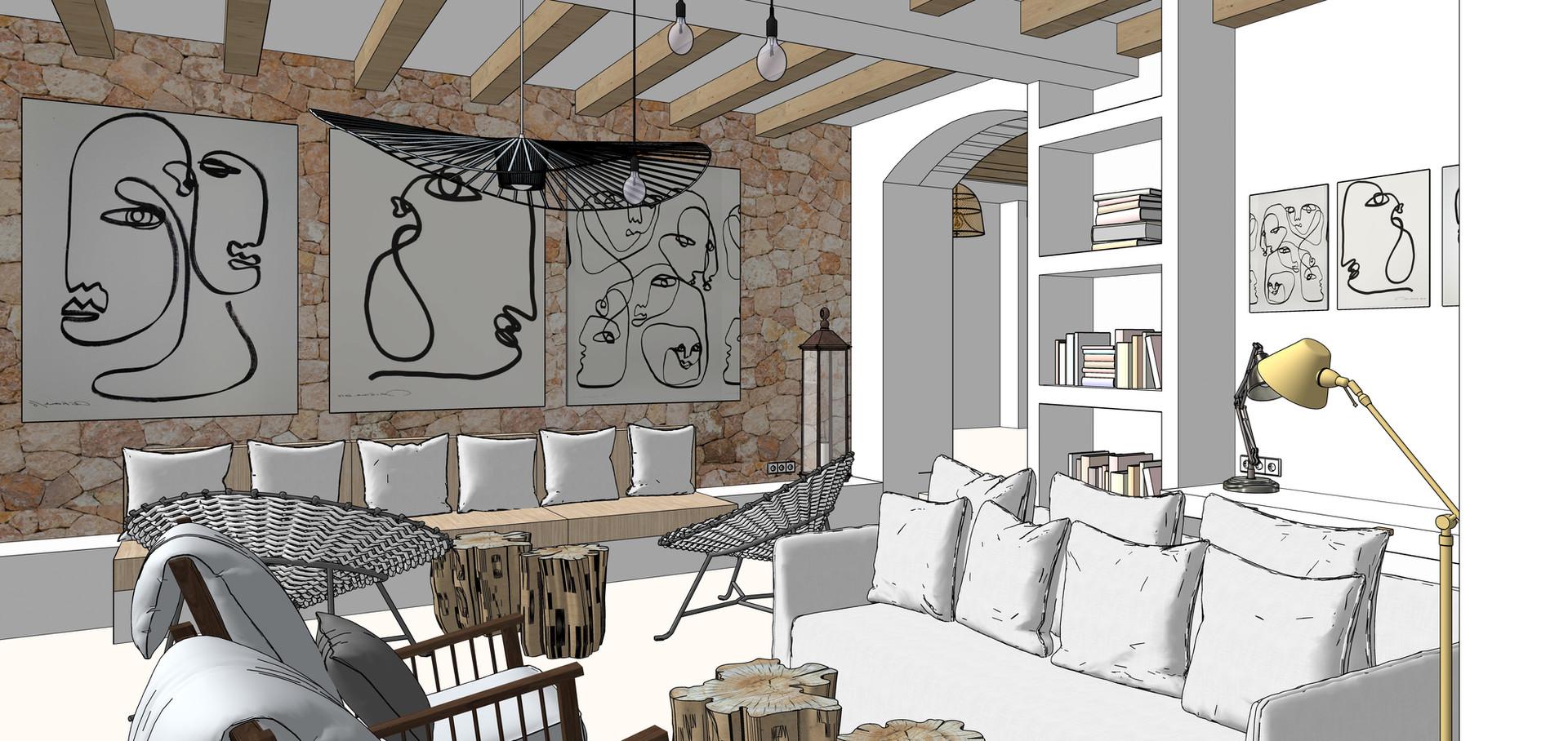 New built villa in Forada