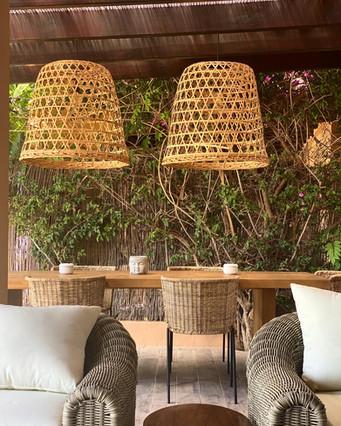 villa in Cala Tarida - el POP design - ibiza