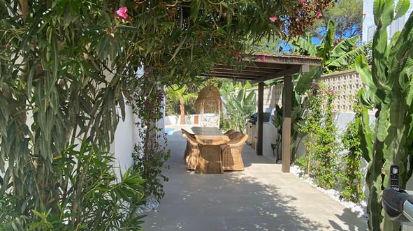 villa in Cala Gracio