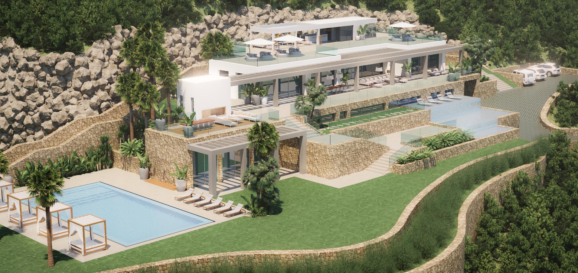 villa in Santa Eulalia