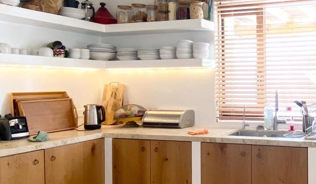 kitchen in private villa - Forada, Ibiza