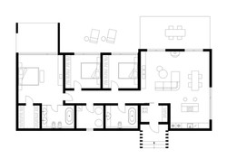 Private house, 150 m2