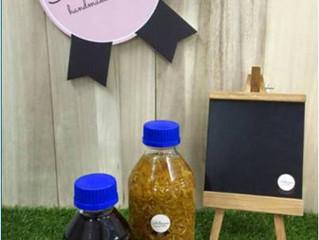 自家浸有機油 Organic Infused oil by Artesana