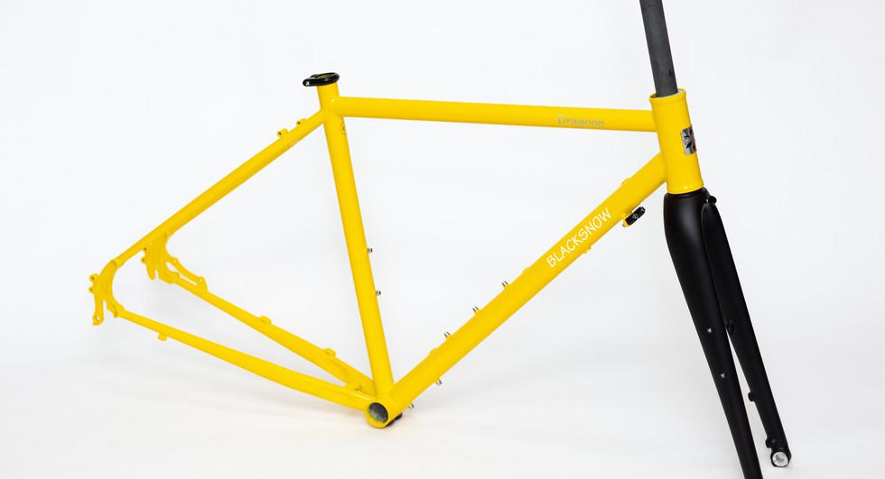Blacksnow_Dragoon 2020_Frameset_Yellow-1