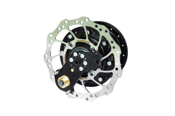 Blacksnow_Disc Rotor for Rohloff_160mm-2