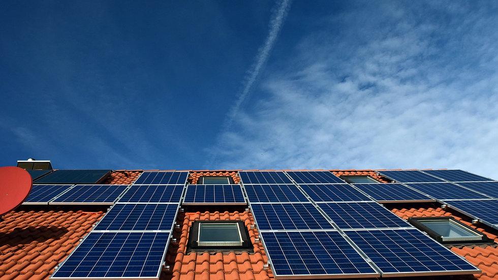 JKG 3000W Solar Power System
