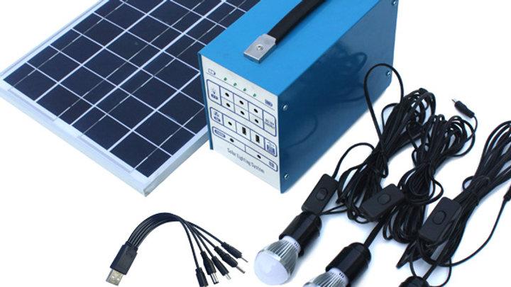 JKG 500W Solar Power System