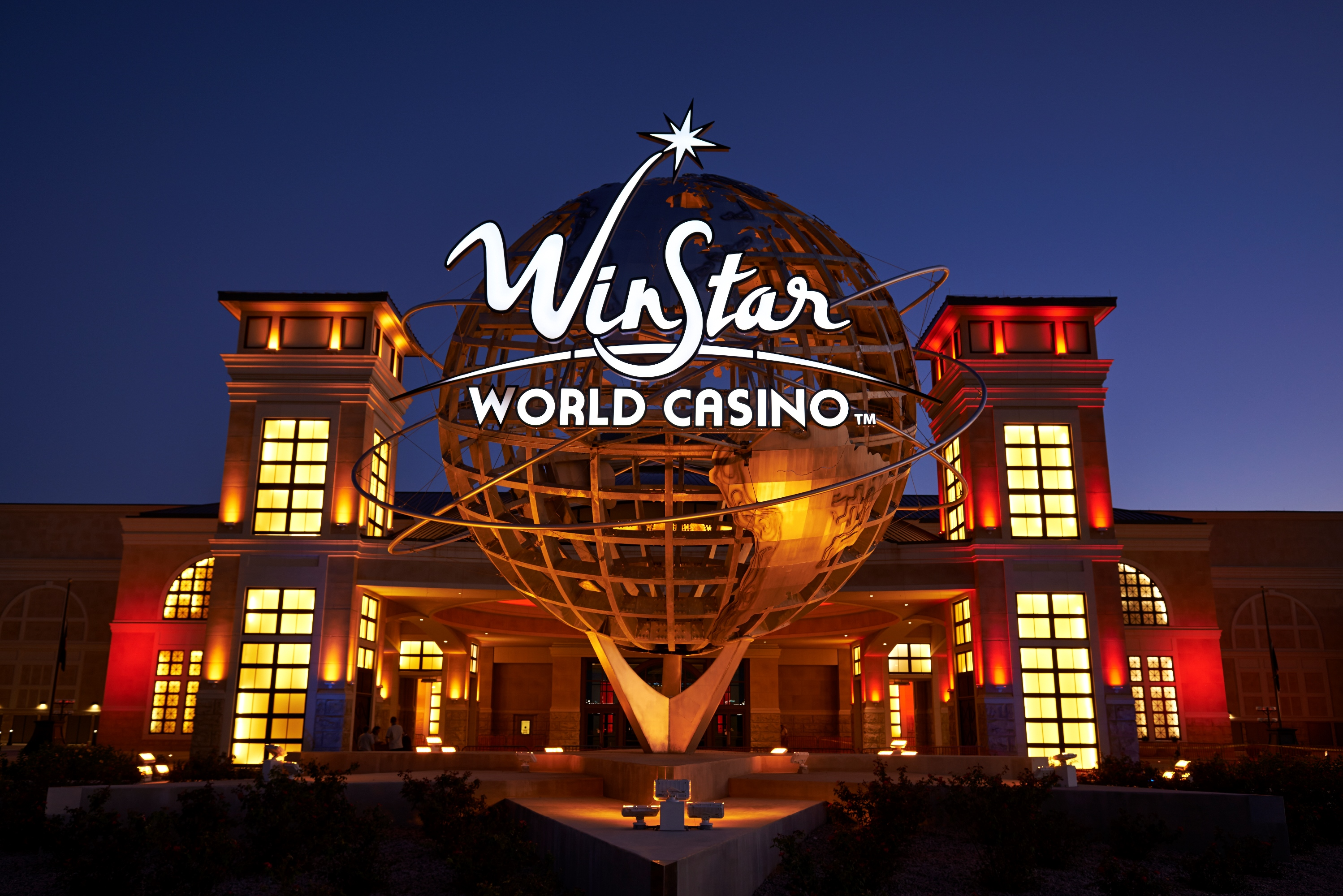 WinStar Casino (Dallas Party Bus)