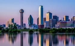 Dallas Skyline (Dallas Party Bus)