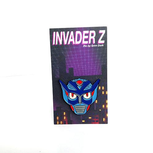 Invader Z Pin