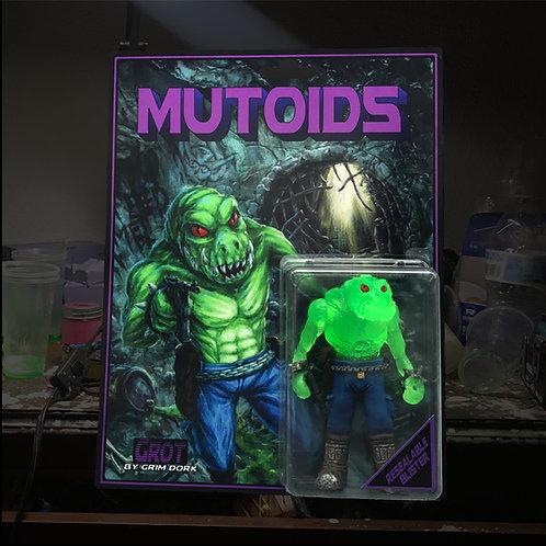 MUTOIDS: Mutant Enemy GROT by Grim Dork