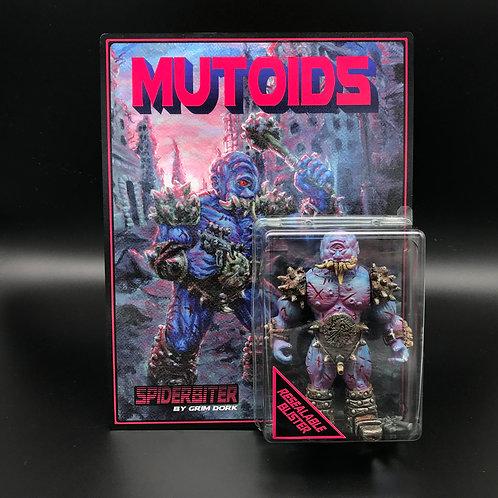 MUTOIDS: Mutant Enemy SPIDERBITER by Grim Dork
