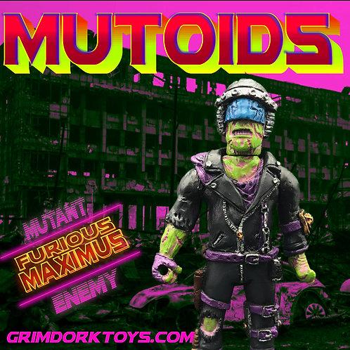 MUTOIDS: Mutant Enemy FURIOUS MAXIMUS by Grim Dork
