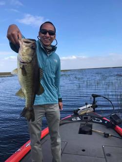 Bass Lake Okeechobee