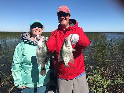 Lake Okeechobee Fishing Report