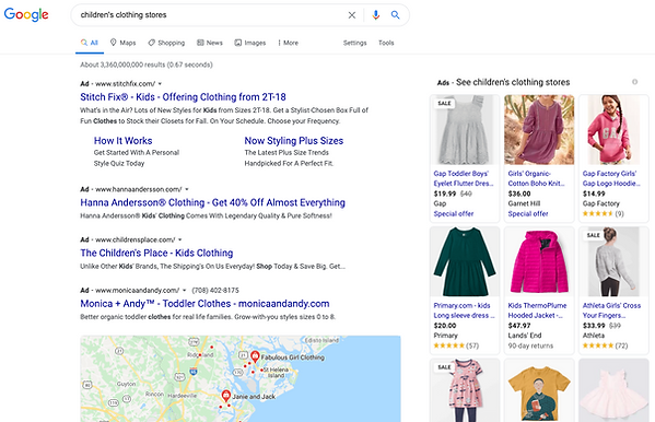 child clothes serp example.png