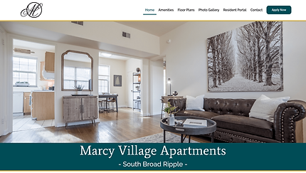 Marcy Village Homepage.png