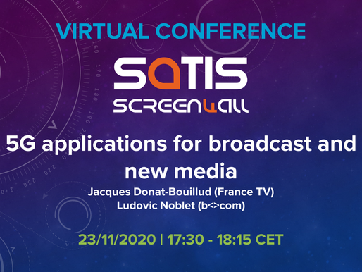 23.11.2020 - SATIS Screen4All