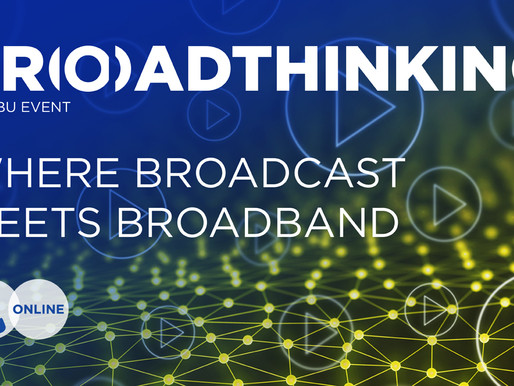 """5G-MAG at EBU BroadThinking: """"Unlocking 5G's potential for the media industry"""""""
