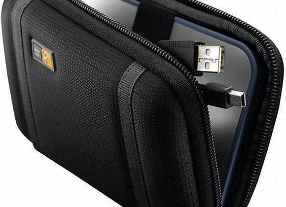 Etui noir pour disque dur ou SSD externe
