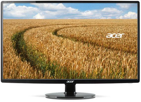 "Ecran plat LED 27"" Acer FULL HD"