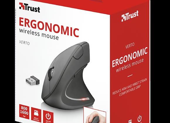 Souris ergonomic sans fil - Trust