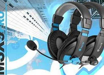 Casque PC gaming NGS MSX9 Pro