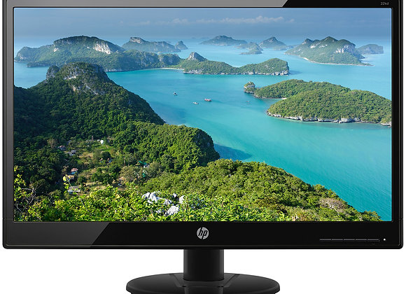 """Ecran HP 22""""Full HD"""