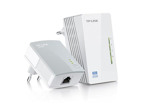 Kit Wi-Fi tp-llink av600 Powerline