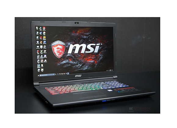 MSI Gamer GP72