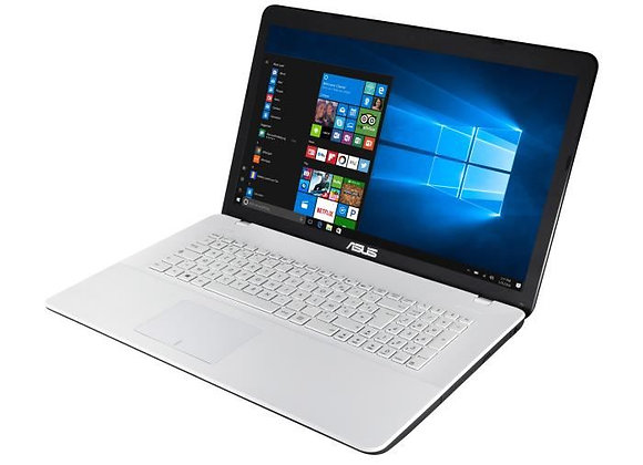 Asus 17.3'' Blanc A9-9420