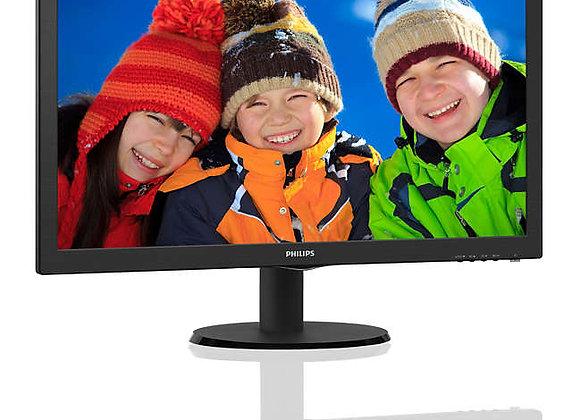 "Ecran plat LED 24"" Philips FULL HD"