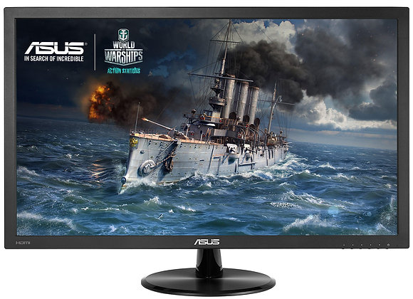 "Ecran plat LED 22"" Asus FULL HD"