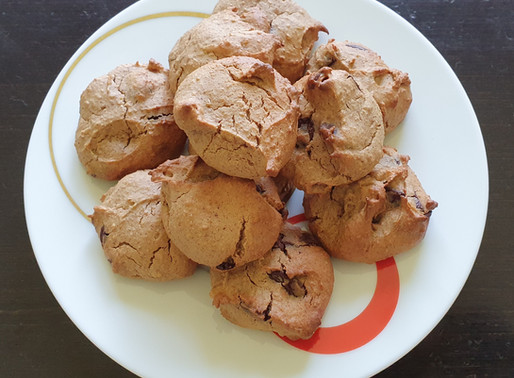 Cookies moelleux... chiche?